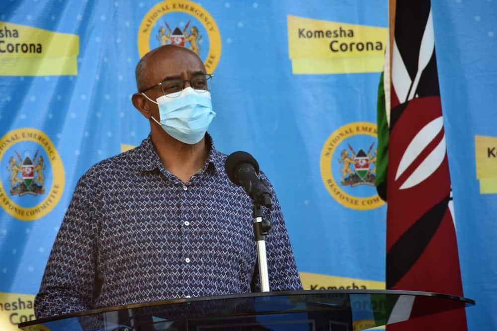 Visa vingine 123 vya maambukizi ya COVID-19 vyarekodiwa Kenya