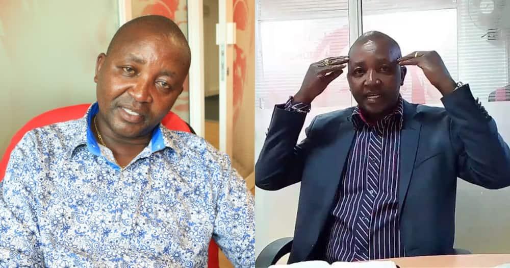 Pastor Kuria said he spent 5k on his wedding without a honeymoon.