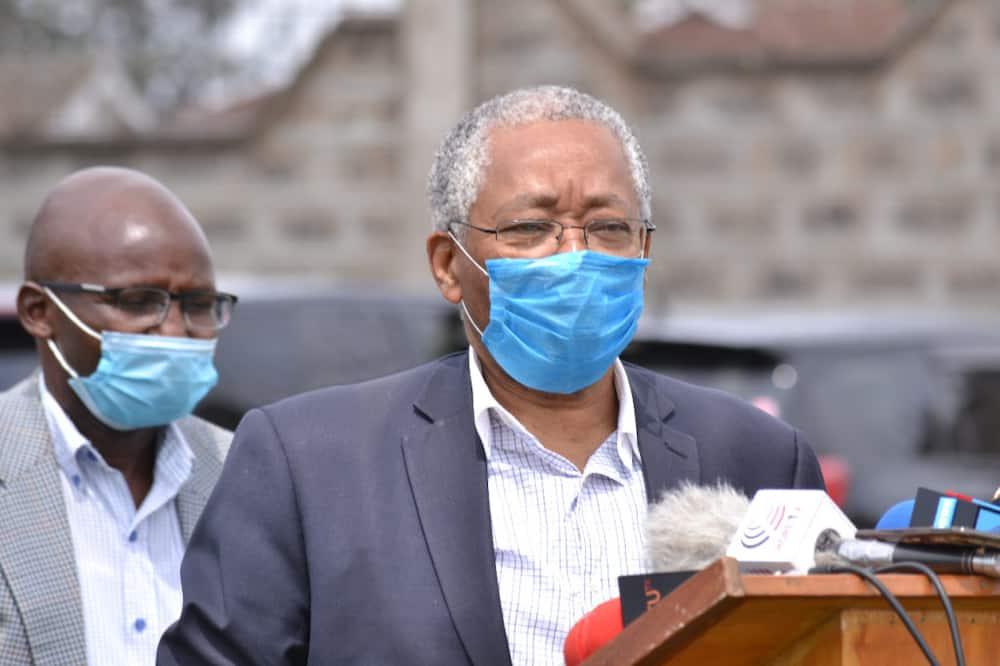 Muthama asema atamuunga mkono DP Ruto 2022 baada ya kutofautiana na Kalonzo