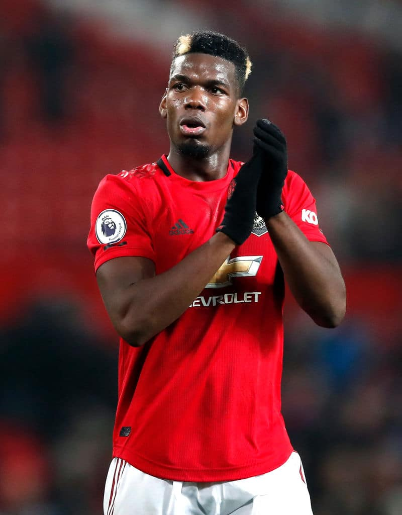 Paul Pogba: Real Madrid offer Man United four players in attempt to sign French star