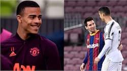 Man United Star Mason Greenwood Gives Stunning Answer to Lionel Messi vs Cristiano Ronaldo Debate