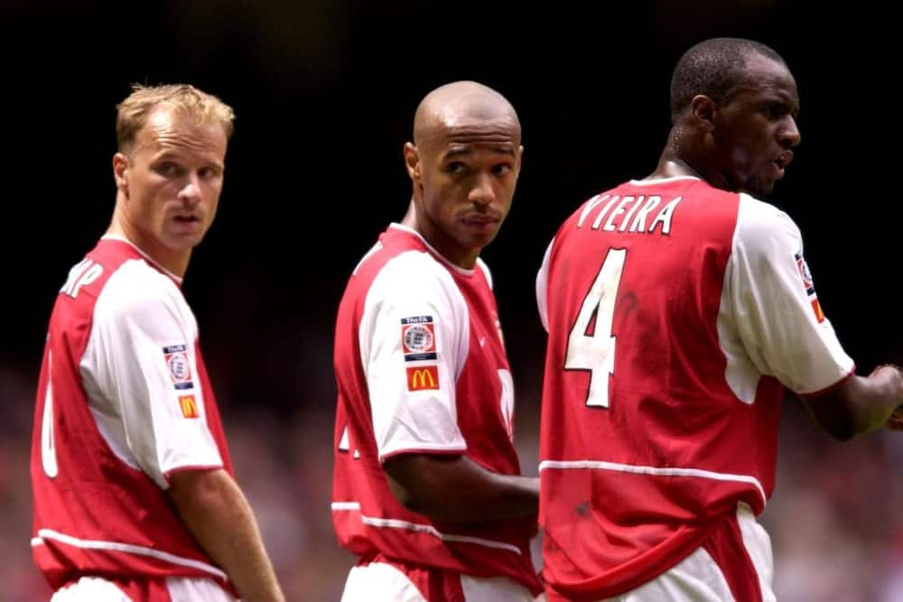 Thierry Henry, 2 other legends backs Spotify owner to buy Premier League club Arsenal