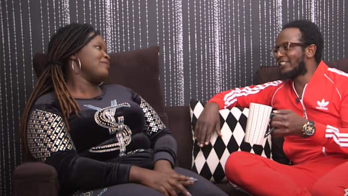 Professor Hamo Starts Building Family Home for Jemutai Barely Month after Co-Parenting Drama