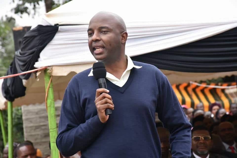 MP Ndindi Nyoro dares Uhuru to sack Ruto, call for fresh polls