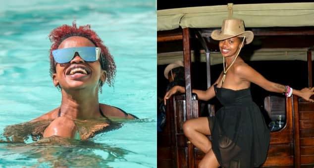 Tina Kaggia raises eyebrows after hinting she's dating TRHK actor Mwabobia
