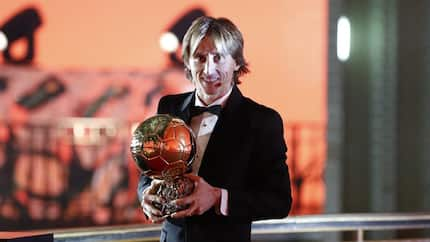 Real Madrid star Luka Modric blasts Messi and Ronaldo for missing award