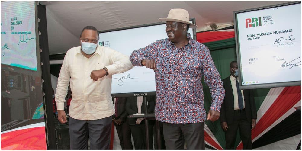 Rais Uhuru amtania Raila kuhusu uchaguzi wa 2017