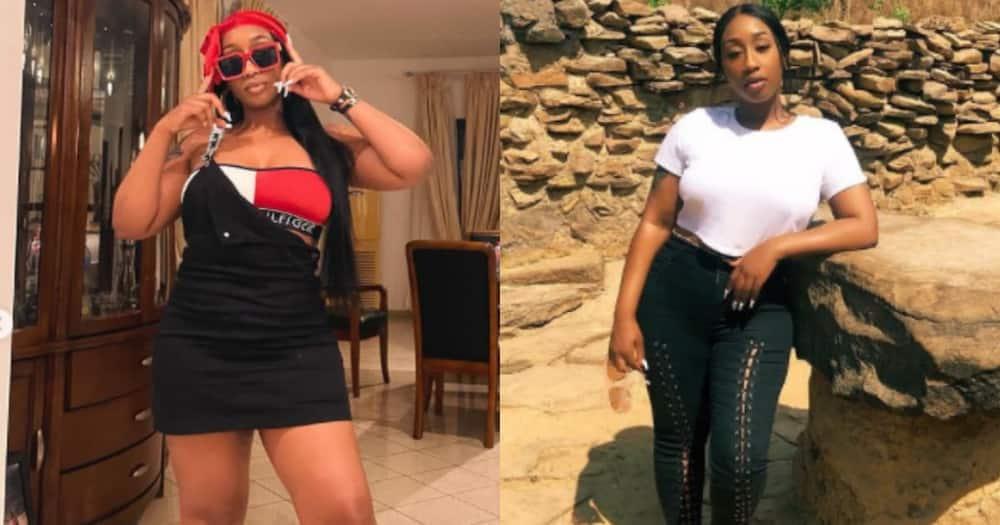 Treat Ghanaian men well; they are so sweet - Kenyan singer to women in Ghana