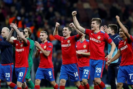 Leaky Courtois ships in 3 as CSKA Moscow hammer Real Madrid 3-0 in the UCL