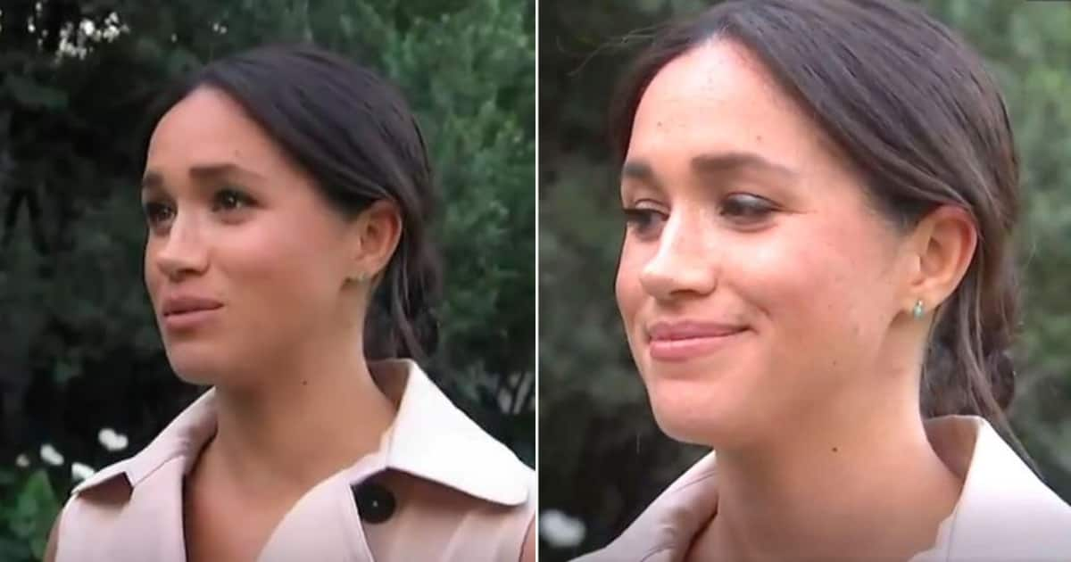 Emotional Meghan reveals British tabloids have ruined her life