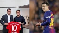 Bayern Munich yamsajili Philippe Coutinho kwa mkopo kutoka Barcelona