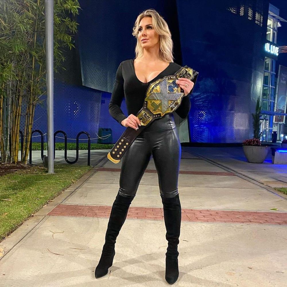 Charlotte Flair net worth