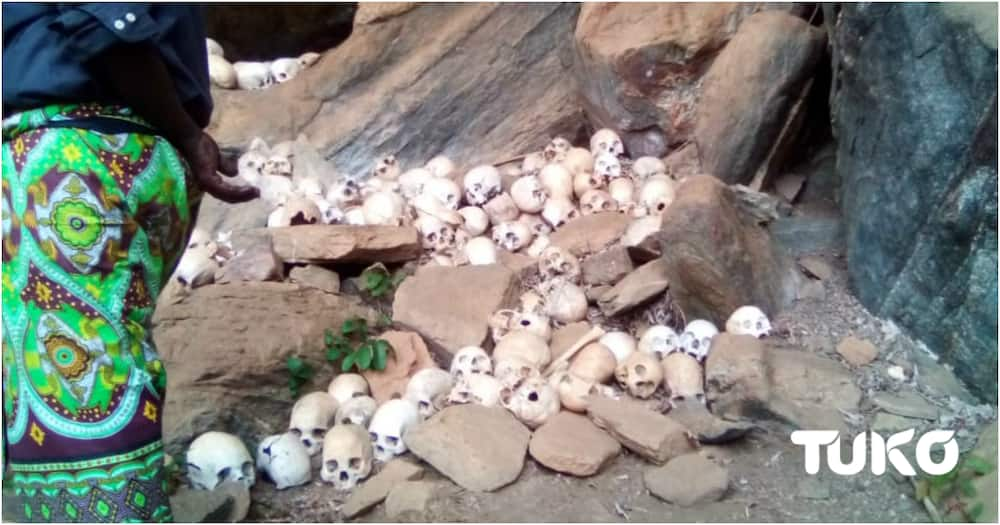 Mwafunja cave: Taita Taveta treasure where human skulls are preserved to appease ancestors