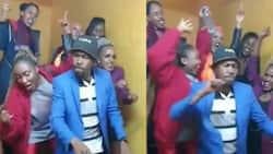 Omosh: Video of Ex-Tahidi High Actor Dancing with Several Women Delights Kenyans