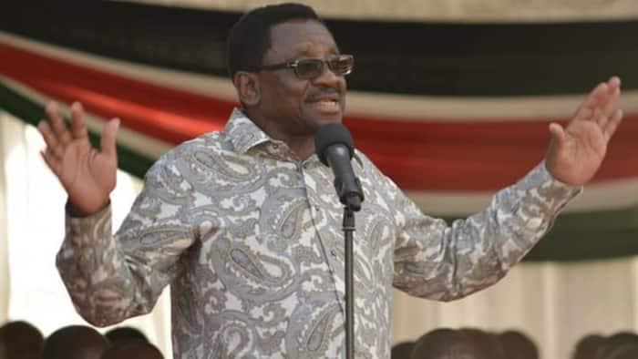 James Orengo Akanusha Madai Kwamba Ametangaza Kuwania Ugavana wa Siaya