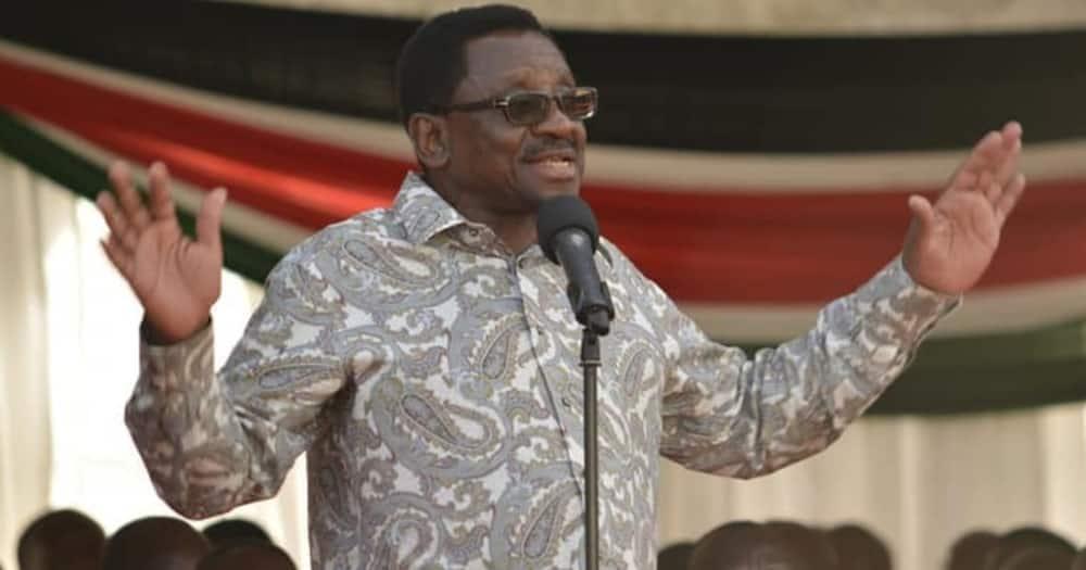 "James Orengo downplays possibility of Raila working with Ruto: ""We're worlds apart"""
