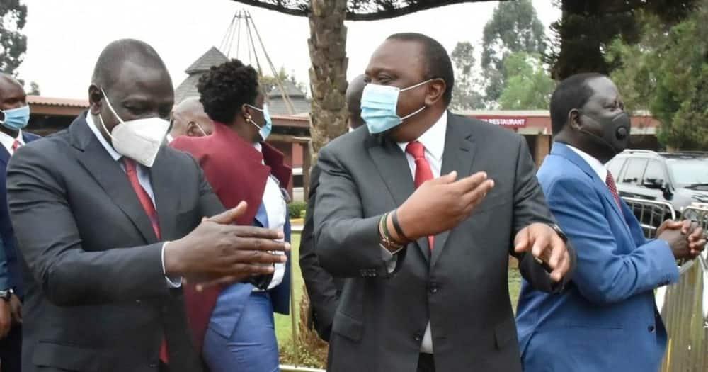 Mbunge Sankok azua kicheko baada ya kumfananisha Raila na mwanafunzi mtundu