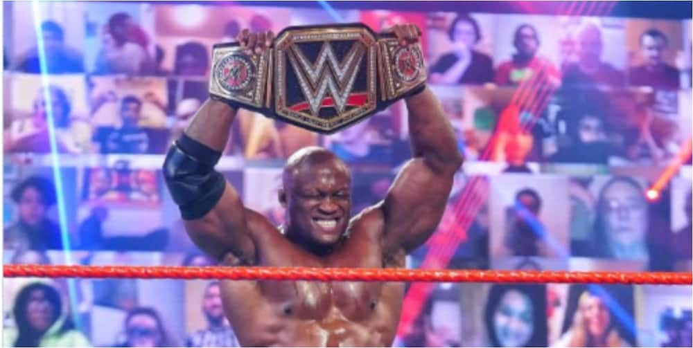 WWE has a new world champion, and he is the 3rd African American to win the title
