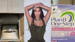 Kim Kardashian's Legal Team Intervenes after Man Sent Her Diamond Ring, Plan B Pills in Mail