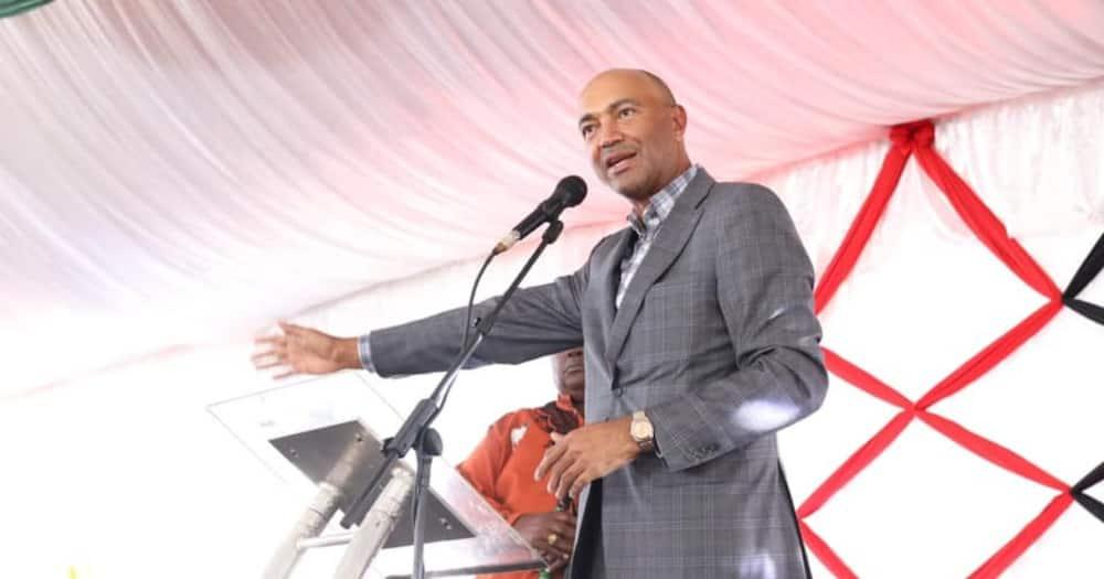 Peter Kenneth ashambuliwa kwa kuongoza ujumbe wa Mt Kenya kumtembelea Raila