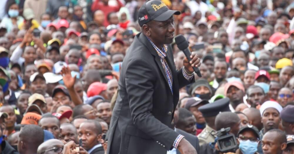 William Ruto says BBI reggae is fine but should bring everyone on board