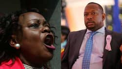 Suba North MP hits back at Mike Sonko, accuses governor of demeaning women