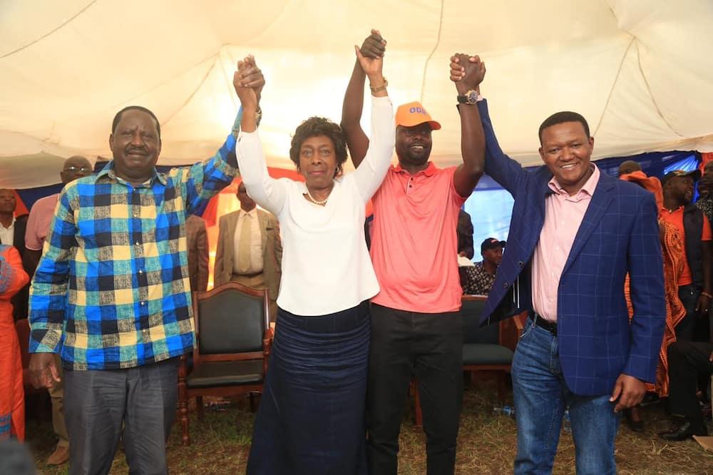 Kalongo atangaza kuungana na Rais Uhuru 2022