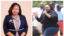 """Millicent Omanga thrilled after reaching 1M followers on social media: """"Natosha kuwa presidential candidate"""""""