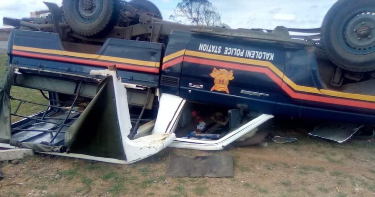 Wafungwa 10, Polisi 3 Wahusika Kwenye Ajali ya Kutamausha Kilifi ▷ Kenya News