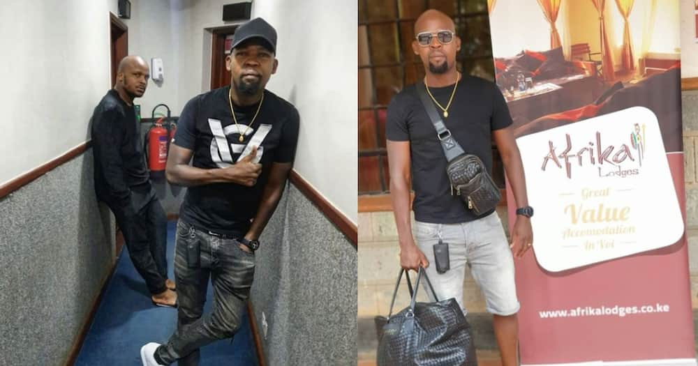"""Alex Mwakideu, Jalas Excite Fans with Photos of Their Bungalows: """"We're Done With Jokes"""""""