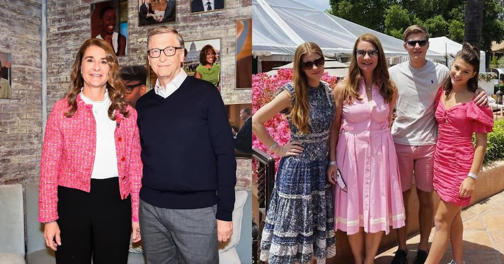 """""""Poor Them"""": The Internet Reacts as Bill Gates' Kids Get R140m Each"""