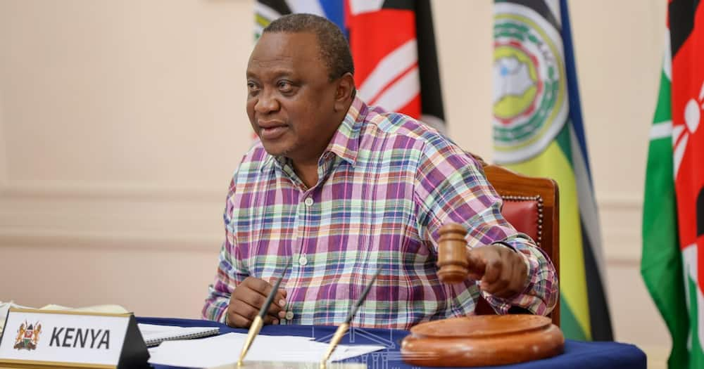Uhuru takes over as new Chairperson of East African Community