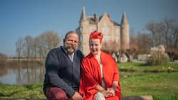 Juicy details about the life of Escape To The Chateau's Angel Strawbridge