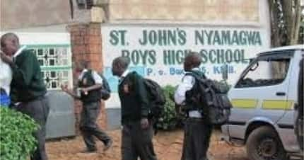 Male KCSE candidates to finish exams from home after they were found in girls school' dormitory
