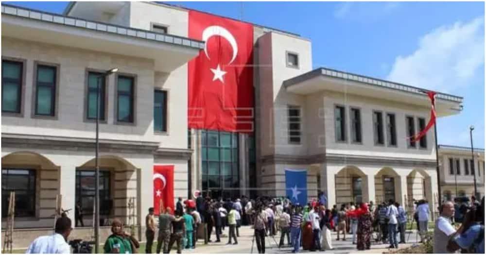 The Turkish Embassy in Nairobi has said Harun Aydin is a law-abiding citizen.