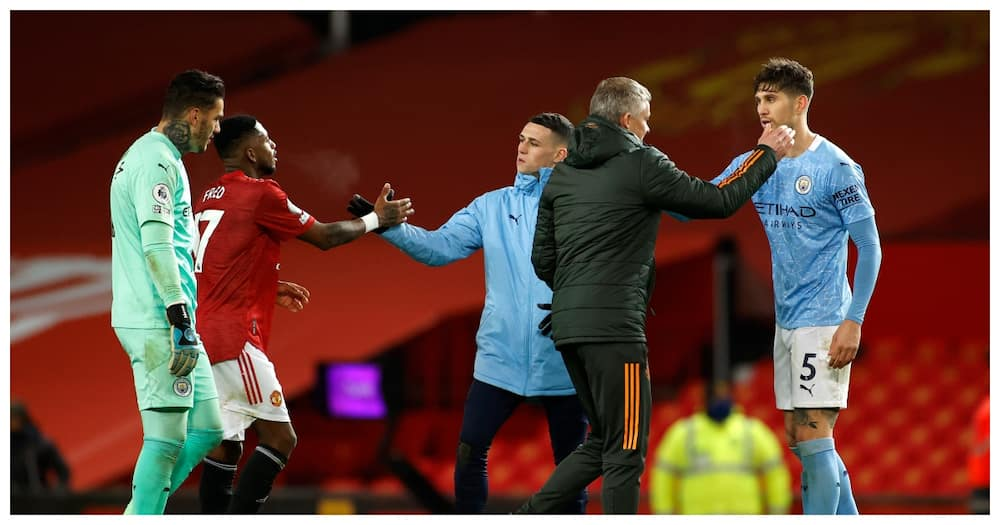 Manchester derby: United, City cancel each other out in dull stalemate