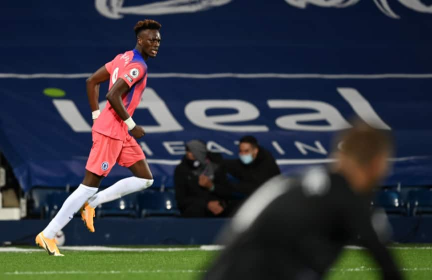 West Brom vs Chelsea: Abraham's late strike saved Blues from 2nd straight defeat