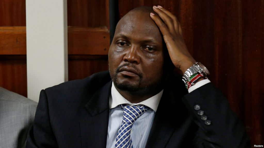 Ferdinand Waititu takes a swipe at Moses Kuria's love for alcohol