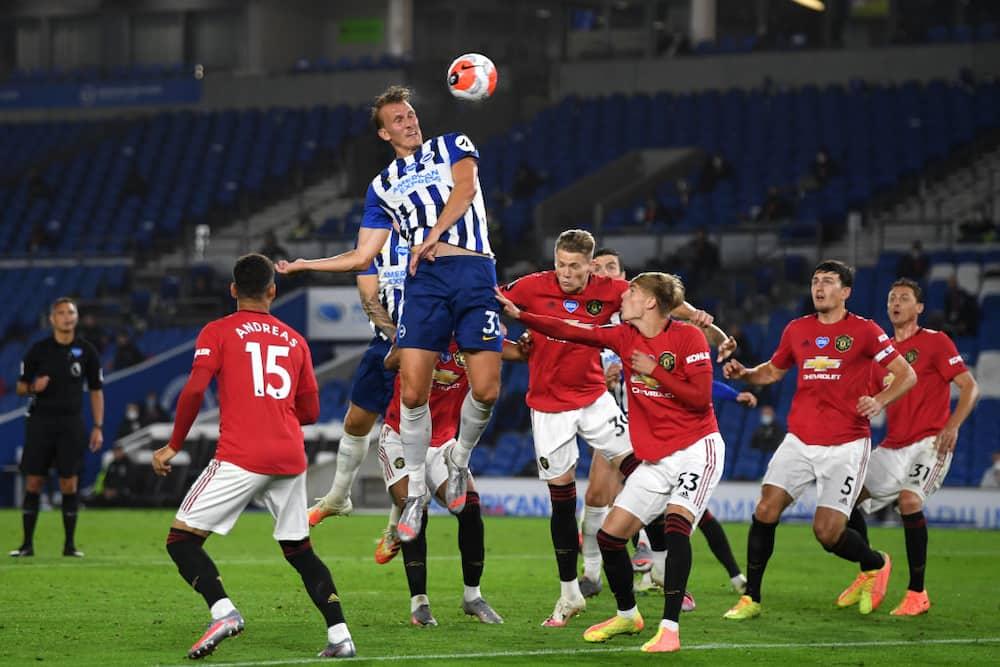 Brighton vs Man United: Bruno Fernandes scores brace as Red Devils win 3-0