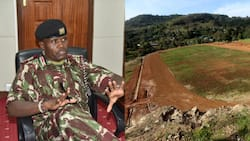 George Natembeya Atembezwa Mpaka Eastern Baada ya Ghasia Laikipia