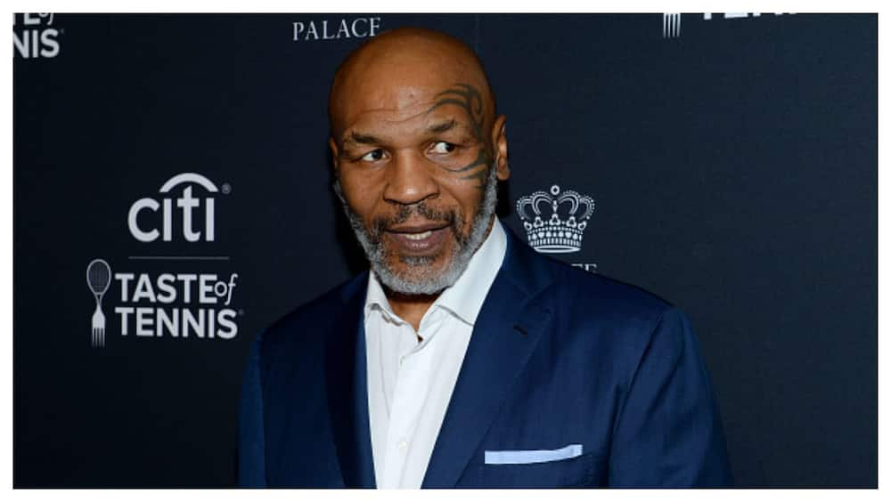 Mike Tyson almost knocked trainer out during preparations for exhibition fight