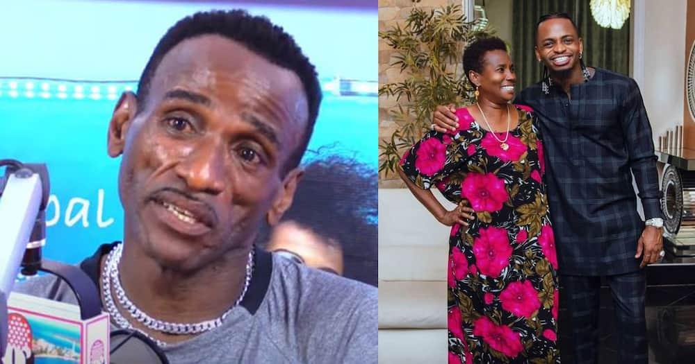 Abdul Juma Speaks on Paternity Saga, Says Diamond Platnumz's Mother Confused Son