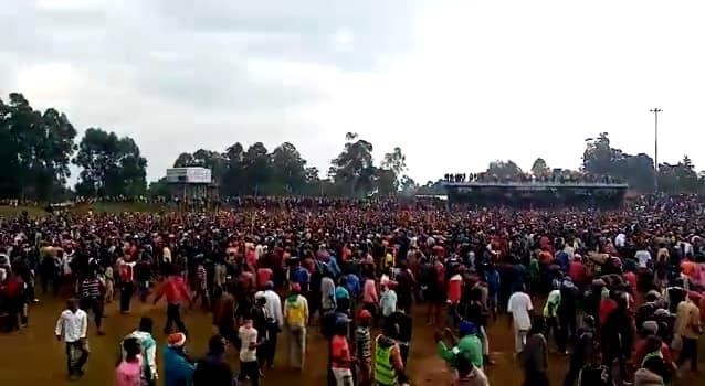Ng'ombe ndume: Sherehe za mapigano ya fahali zanoga Kakamega