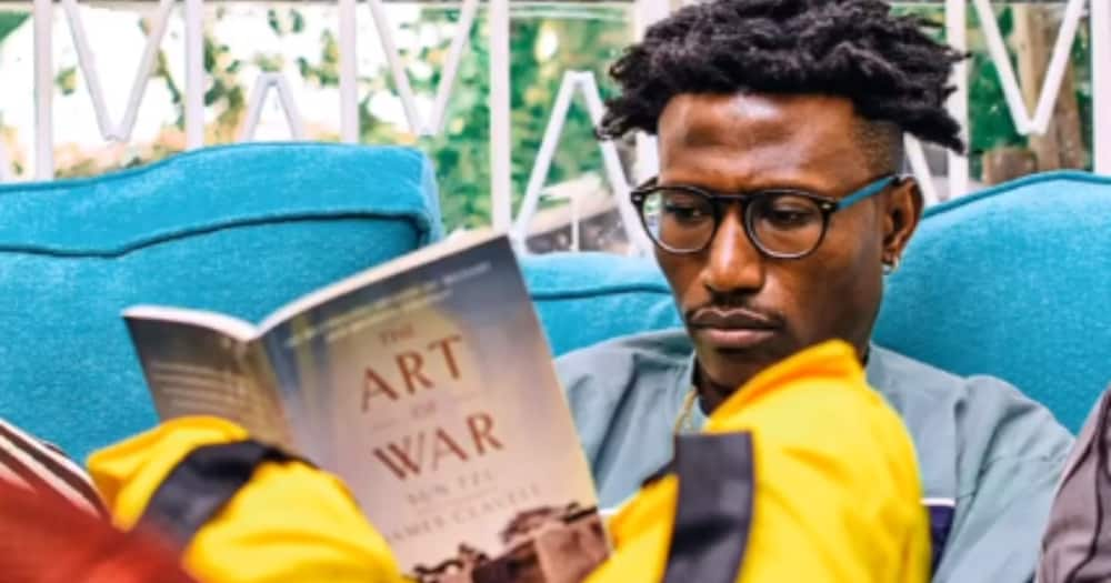 Octopizzo goes on online rant after King Kaka urged him to reconcile with Khaligraph Jones