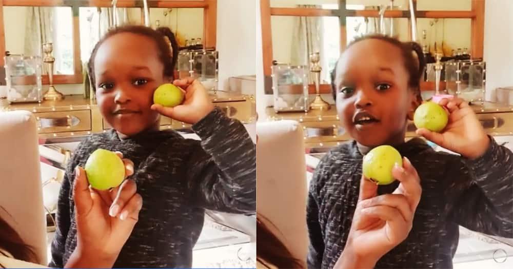 "Terryanne Chebet Amused By Daughter's Pronunciation of Avocado: ""Appoh-codoh"""