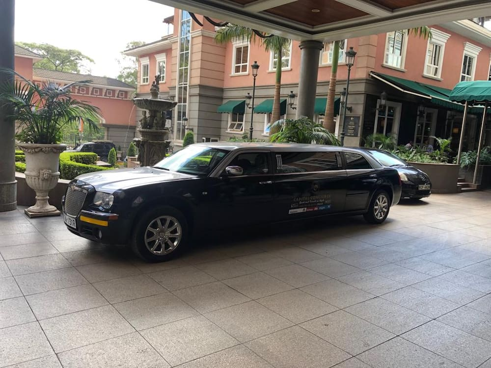 The best way to travel from JKIA in style and back again!