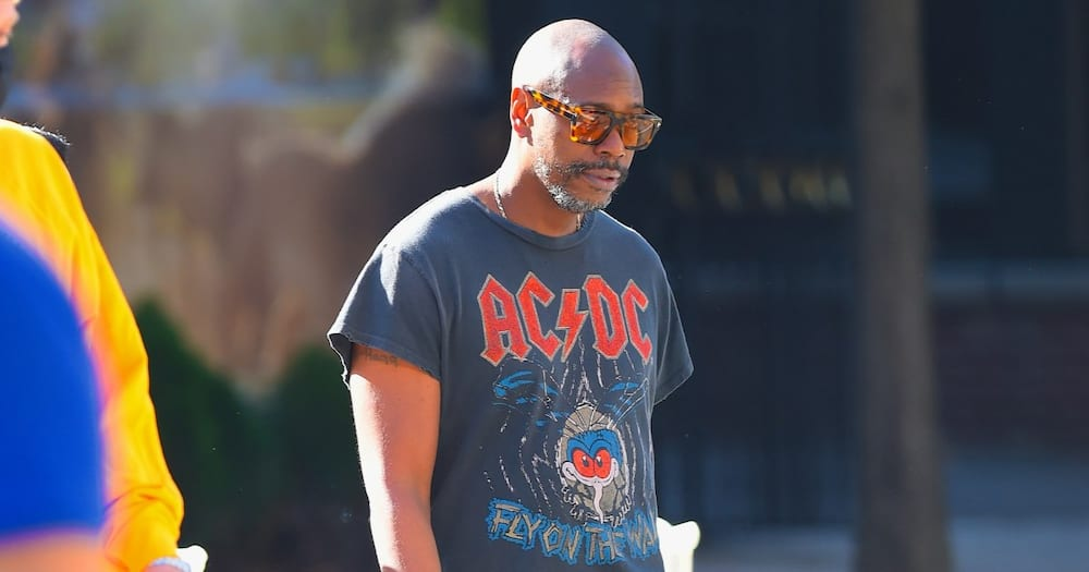 Renowned Comedian Dave Chappelle Says Elsa Majimbo's Reactions to Meeting Him Warmed His Heart