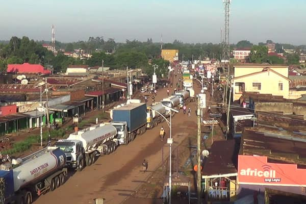 Busia Truck Drivers Petition IG Mutyambai over graft allegations at the border