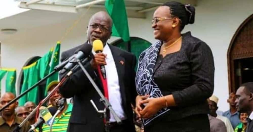 Janeth Magufuli: Phenomenal Primary School Teacher who was late President's Support System for Decades