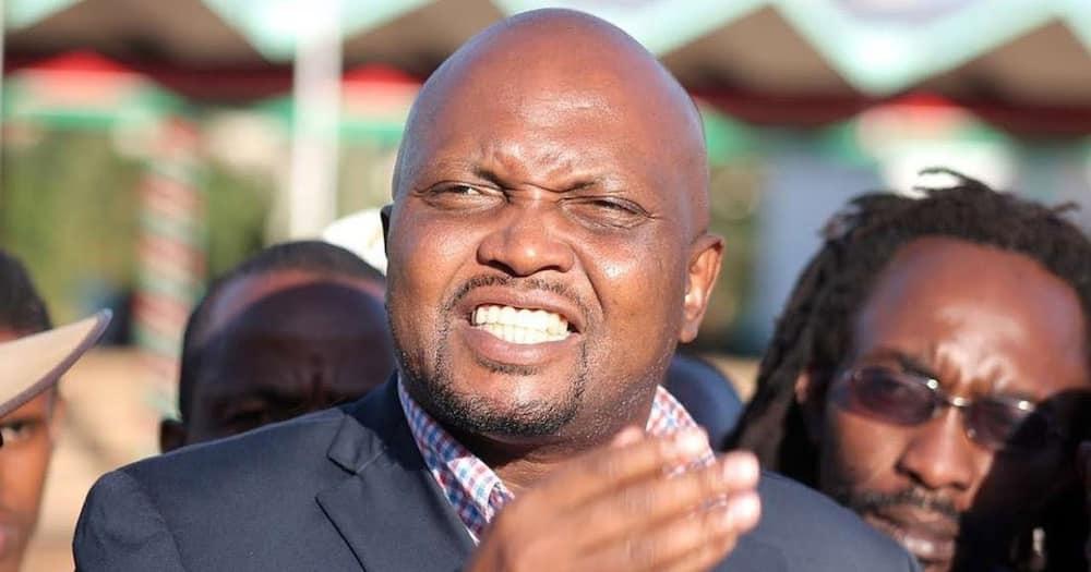 Gatundu South Member of Parliament Moses Kuria. Photo: Moses Kuria.